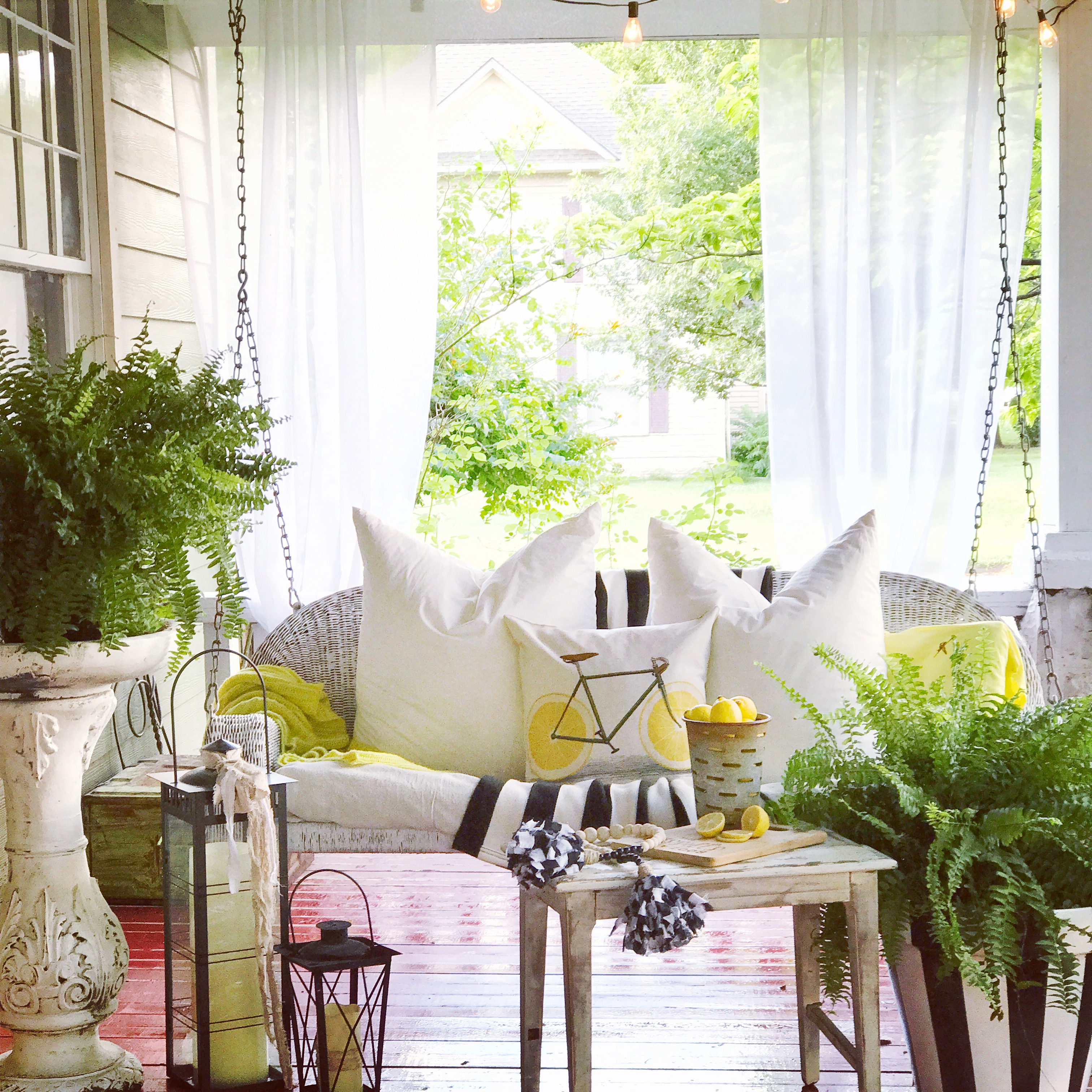 outdoor room ideas  the pickled rose