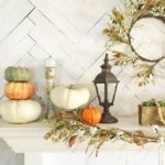 Fall Home Series – Creating a Fall Mantel