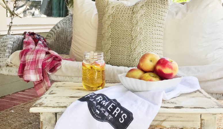 Fall Front Porch – Bring the season to your porch.
