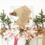 A Farmhouse Christmas with Hobby Lobby