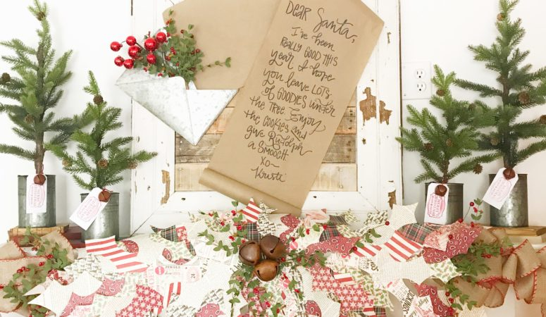 a farmhouse christmas with hobby lobby the pickled rose - Hobby Lobby Hours Christmas Eve